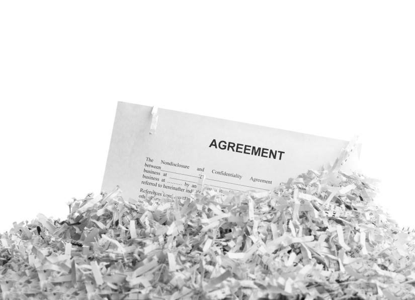 Document Shredding in RevereMA