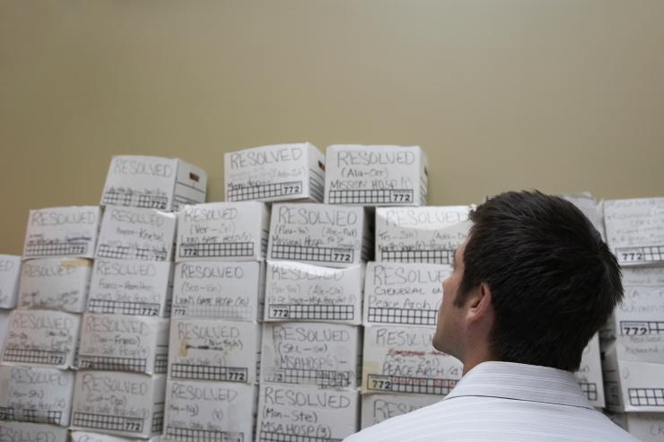 office paper shredding company
