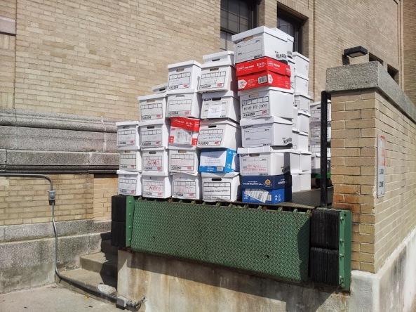 shredding paper service