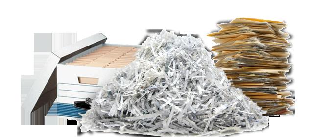 Medical Records Destruction Service Document Shredding