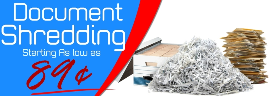 document shredding Worcester MA