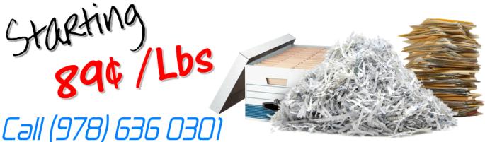 document-shredding-service company
