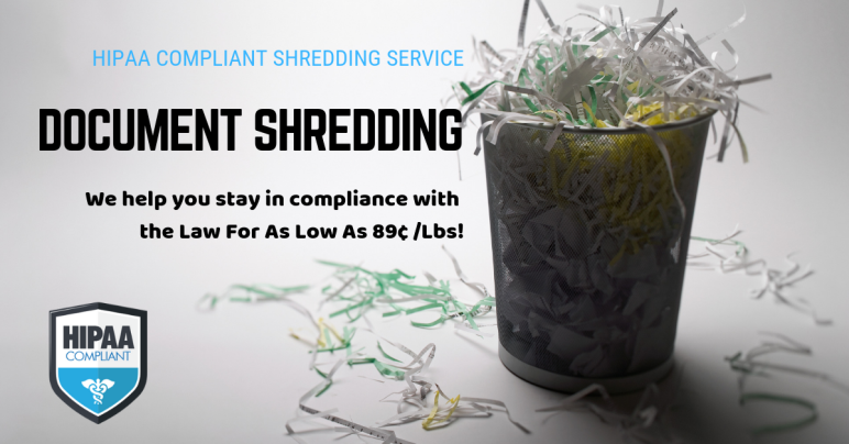 Shredding Company In Bolton MA